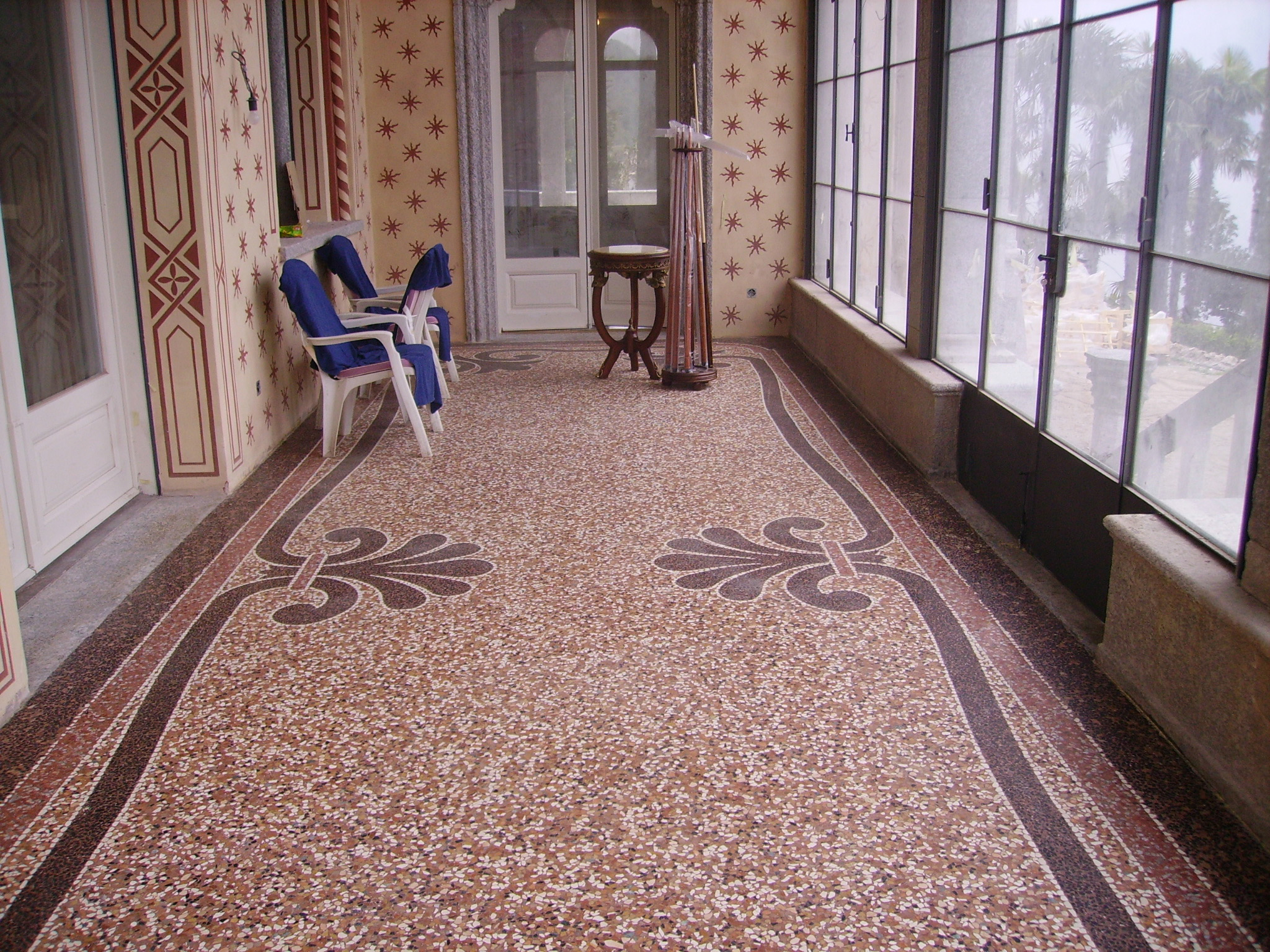 Pavimento In Terrazzo Alla Veneziana milgem | marmi e graniti milano